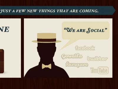 1920s style Facebook Avatar