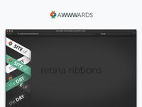 Awwwards Retina Demo Home