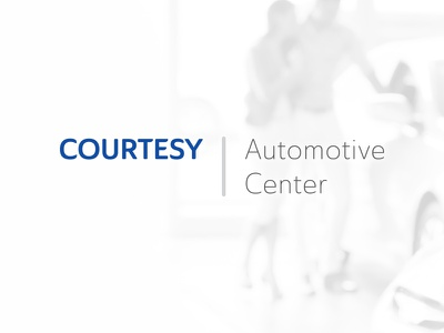 Courtesy fresno hundred10 brand branding mercedes dealership courtesy automotive logo wordmark identity