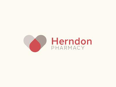 Option C abstract hundred10 minimal clean drop blood hemophilia heart