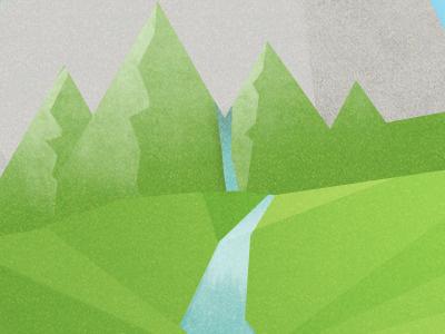 Mountain range mountains texture