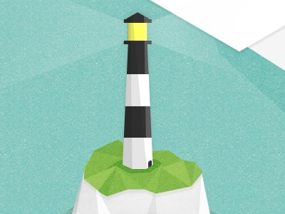 Lighthouse lighthouse icon texture