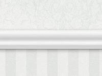 Wallpaper & Dado rail