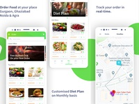 Food App Store Images