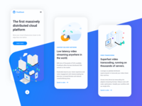Mobile Homepage | Fluidstack