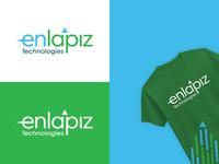 Enlapiz Technologies Brand Identity