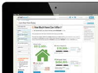 "SmartAsset ""How Much Home Can I Afford?"""