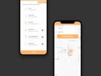 Logistic Delivery Mobile App