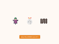 Daily Halloween Icons 5/11