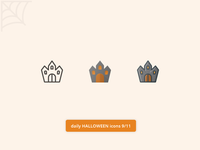 Daily Halloween Icons 9/11