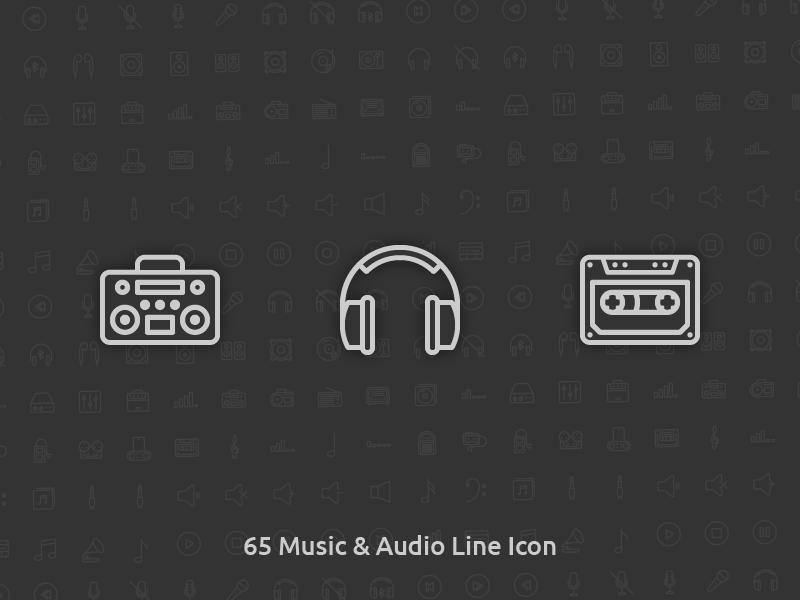 Music   audio line 01