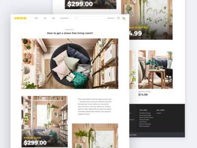 🛋️ IKEA Redesign: Ideas