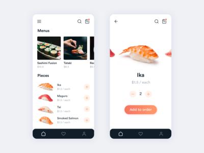 🍣 Sushi Restaurant