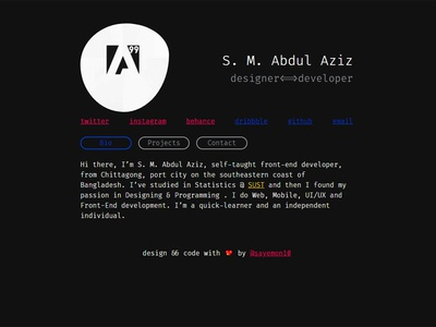 Sayemon10 || S. M. Abdul Aziz