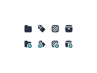 Table Icons