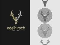 Edelhirsch - Horn & Holz