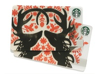 Starbucks Holiday Card
