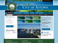 City of Astoria Website