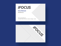 Ifocus Business Cards