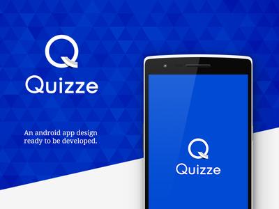 Quizze App UI