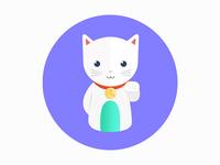 Fortune Cat/Maneki-neko