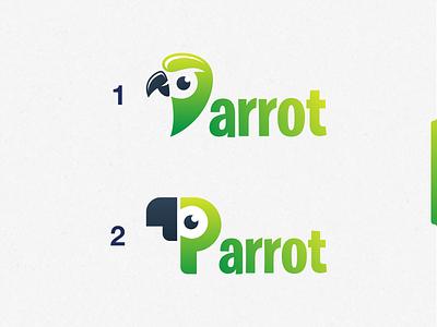 parrot logo design gradient bird logo color birds letter parrot logo letterpress parrots bird parrot forsale brand identity brandidentity inspiration identity brand inspirations awesome design logo
