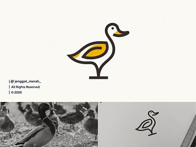 duck lineart logo design duck logo line art lines branding design brand design grid elegant ducks line duck branding brand identity brandidentity inspiration identity brand inspirations awesome design logo