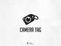Camera Tag logo design