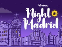 Night In Madrid Font