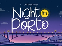 Night In Porto Font