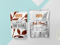 Oat Flour Packaging