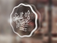 Salt Water Cafe Logo