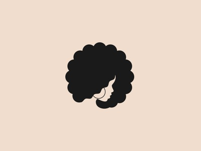 Afro Hairstyle africa head women africa young logo africa african logo illustration afrohairstyle logo afro hairstyle afro hairstyle logo arfo afro