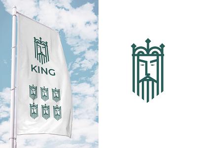 King web hello dribble ui flat minimal typography logo branding vector logo icon design branding illustration king icons king minimalist king minimalist logo king icon kingdoms kingdom