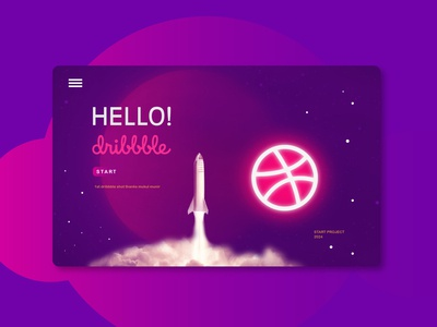 dribbble 1st shots