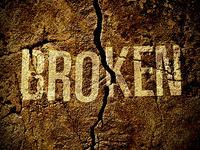 Broken D