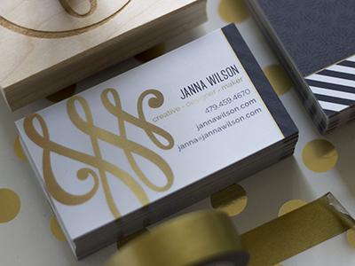 Personal Identity - Logo logo custom lettering handlettering monogram script gold foil patterns branding identity personal identity