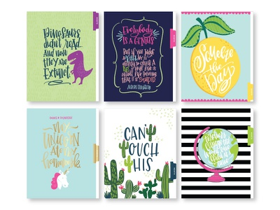 The Happy Planner™ - Teachers Have Class craft stationery planner illustration lettering
