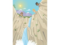 Lifeway Centrikid Camps - Waterfall