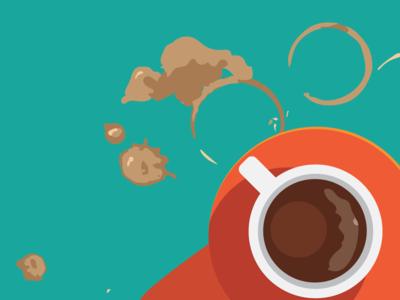 Hi Dribbble! vector dribbble debut visual design design illustration