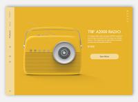 Radio Mobile Site