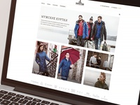 Vnepogoda –clothes online store