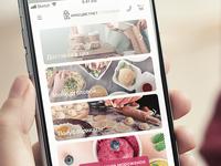 Cafe ios app