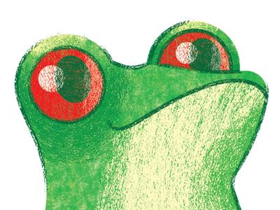 Crocodile Creek- Frog frog