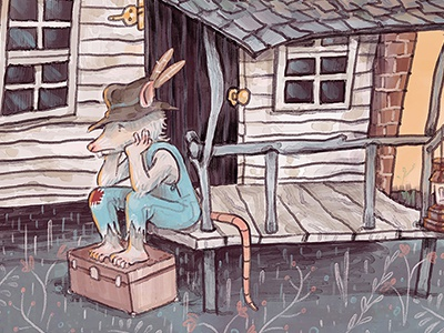 Rat shack
