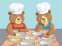 Chef bears