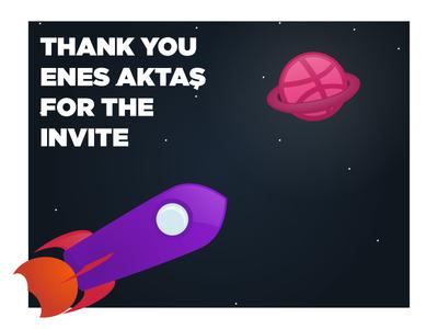 Thank You @enesaktas
