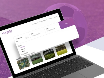Voyero UI/UX Design
