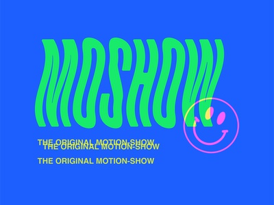 the original motion show!