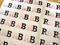 R & B Print in Adelle